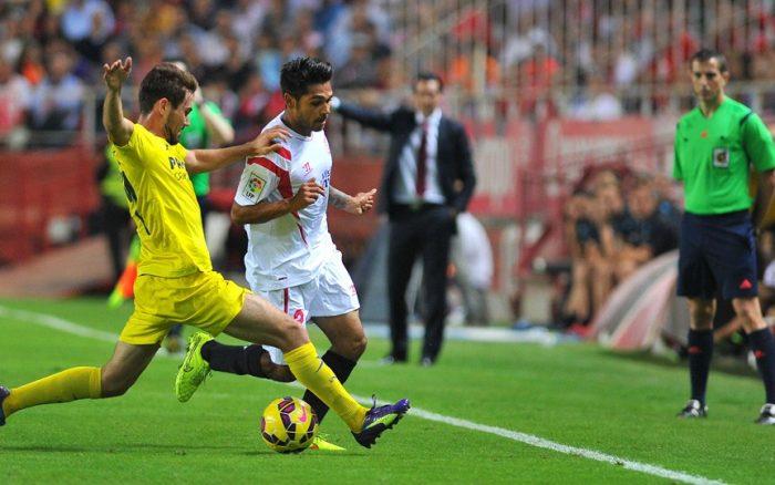Kết quả hình ảnh cho Sevilla vs Villarreal
