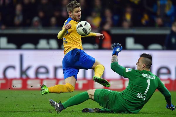 Eintracht Braunschweig Heidenheim