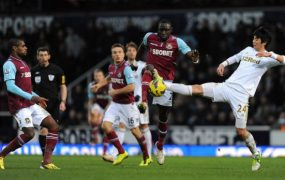 swansea vs west ham