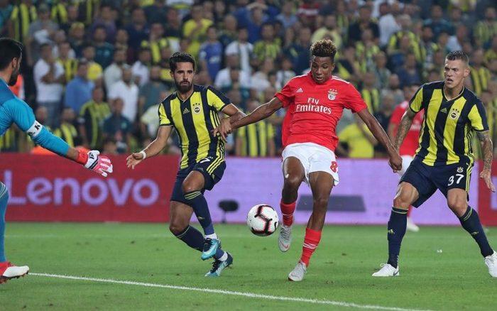 Kết quả hình ảnh cho PAOK vs Benfica