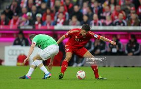 bayern munich vs fortuna dusseldorf 112318