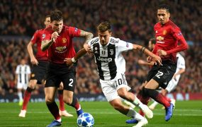 juventus vs manchester united 110618