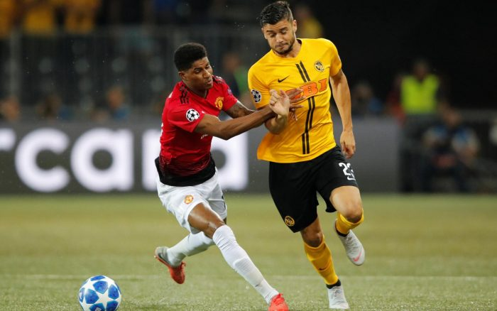 manchester united vs young boys 112618