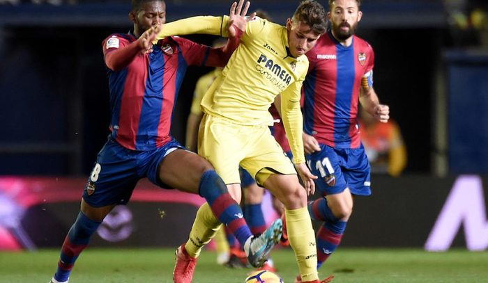 villarreal vs levante 110318