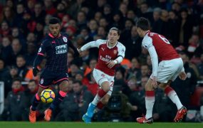 arsenal vs huddersfield town 120718