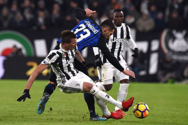 juventus vs inter milan 120618