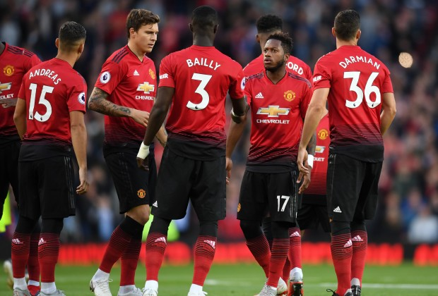 manchester united 120718