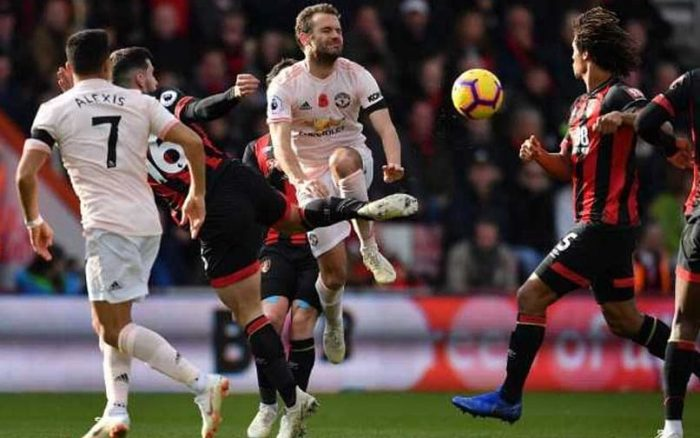 manchester united vs bournemouth 1229