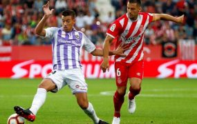 real valladolid vs leganes 120118