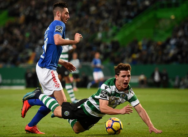 sporting cp vs belenenses 010219